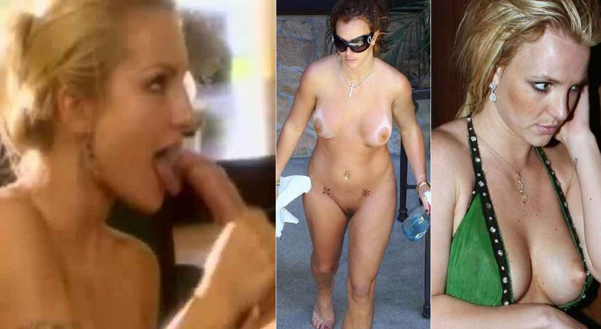 Britney Theriot  nackt